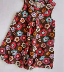 Cvetna punija haljina