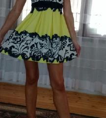 Unikatna haljina nova