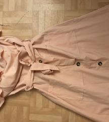 Nova puder roze haljina