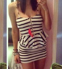 BERSHKA letnja haljinica