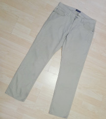 C&A lanene pantalone vel 34 kao NOVO