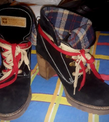 Takaris duboke jesenje cipele