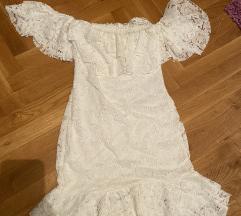 Čipkana haljinica 🌸