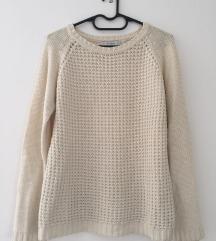 Yessica beli džemper