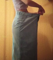Teksas suknja svetla 46