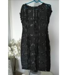 P.... S haljina crna vel 38