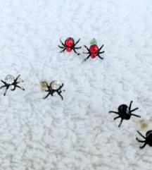 Minđuše paukovi