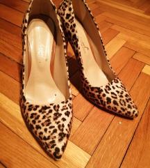 Cipele na štiklu, leopard print