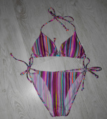 Divan šareni OKAY bikini, potpuno NOV M/L