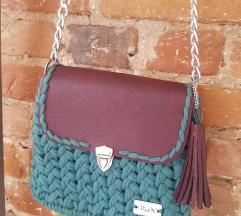VAAN handmade pletena torba