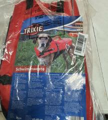 Jakna za Pse do 20kg Crvena-Trixie