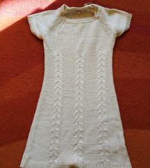 Pletena tunika/haljina 12
