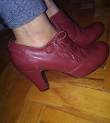 Cipele duboke Graceland 39 nove bordo