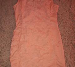 Narandzaste haljina