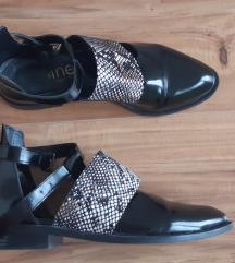 Crno-bele cipele