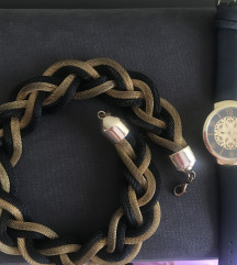 Set - ogrlica i sat