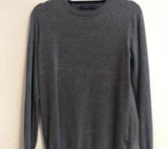 ZARA - knitwear dzemper sa biserima