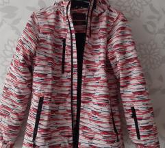 Roze jakna - ski