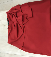 Crvena Zara suknjica