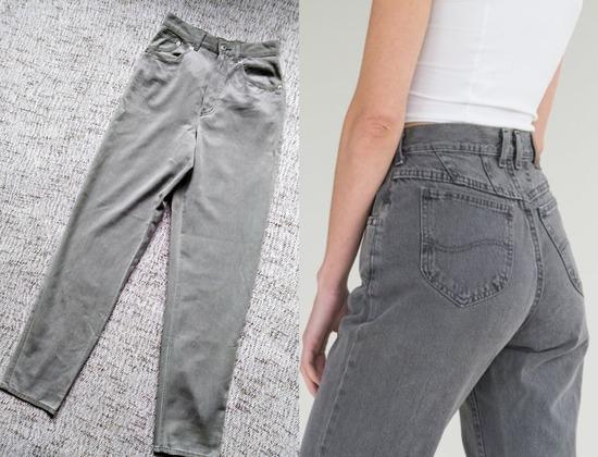 Vintage mom jeans (duboki struk)