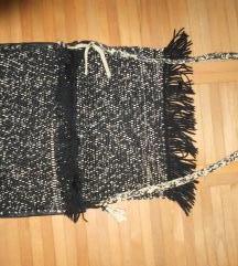 Veelika neobicna torba,trikotaza