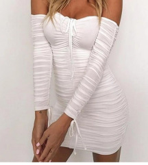 Bela haljina S