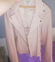 Roze kozna jaknica