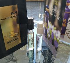 Set Iris Violet +Gold Prestigium