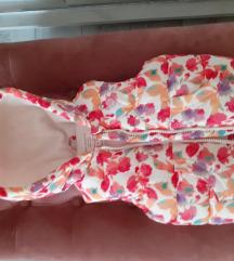 Zara baby girl 6/9 m prsluk