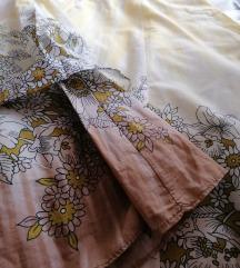 Letnja top haljina sa korpama, kao nova