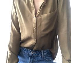 Bershka viskoza košuljica