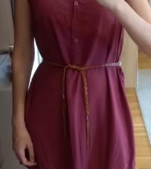 DUGA bordo kosulja haljina Universal
