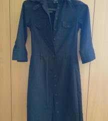 Zara mantil haljina