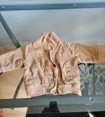 Decija somotska jaknica