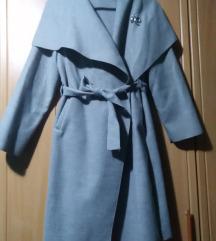 Sivi kaput - mantil