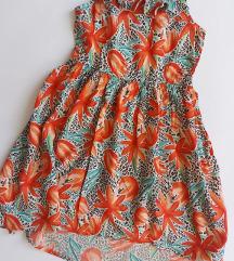 Matalan haljina