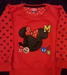 Disney Minnie Mouse crveni duksic, 98