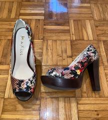 Cipele sa printom zmije