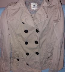 Nova pamučna jakna za prelazni period