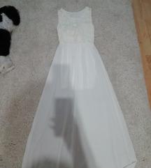 Bela letnja haljina