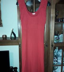 MOTION TURKAY pamucna crvena letnja haljina NOVO