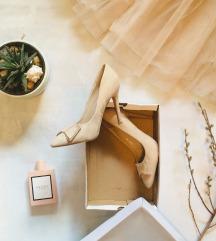 Cipele sa mašnom 39