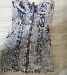 Teksas haljina! S/M