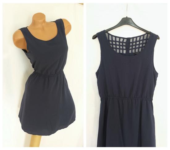 ONLY ⭐teget haljina sa mrežastim leđima ⭐