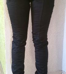 Roberto Cavalli crne pantalone