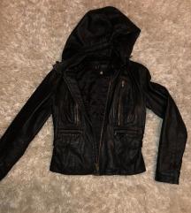Armani jakna od prave kože