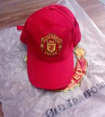 Kacket Manchester united ORIGINAL NOVO