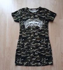 Vojnicka army haljinica za svaki dan ❗❗
