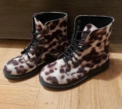 Forever 21 leopard cizme