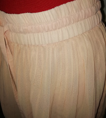 Plisirana suknja caliope